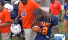 This Heartwarming Football Story About Tremaine Sampson Is Pretty Powerful (Video)