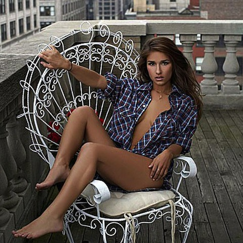 13 Jessie James (Eric Decker) - NFL WAGs 2013