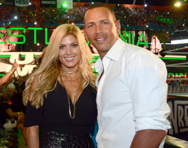 15 alex rodriguez and torrie wilson (wwe) - athlete celebrity couples