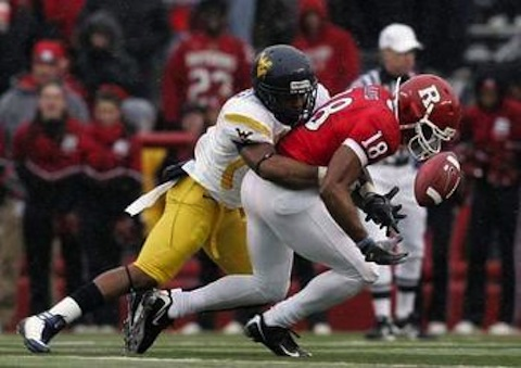 16 west virginia rutgers 2001 - biggest blowouts college football history