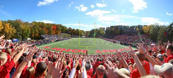 17 clemens stadium (st. john's university mn) - best college football stadiums