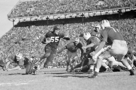21 oklahoma state kansas state 1944 - biggest blowouts college football history