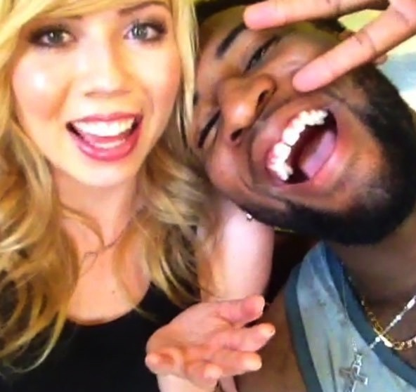 22 andre drummond (pistons) and jennette mccurdy (nickelodeon) - athlete celebrity couples