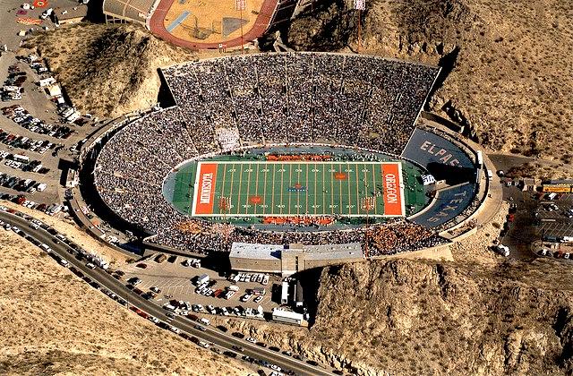 23 sun bowl stadium (utep) - best college football stadiums