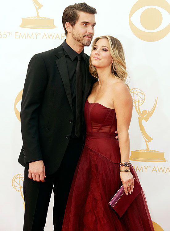 25 ryan sweeting (tennis) and kaley cuoco (big bang theory) - athlete celebrity couples
