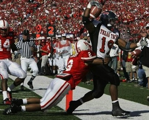25 texas tech nebraska 2004 - biggest blowouts college football history