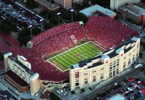 5 memorial stadium (nebraska) - best college football stadiums