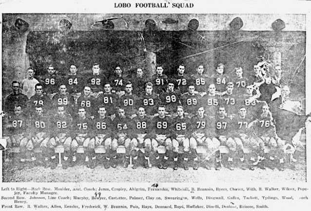 5 new mexico football 1932 - biggest blowouts college football history