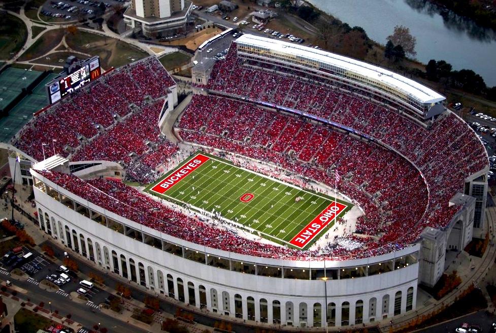7 ohio stadium (ohio state) - best college football stadiums