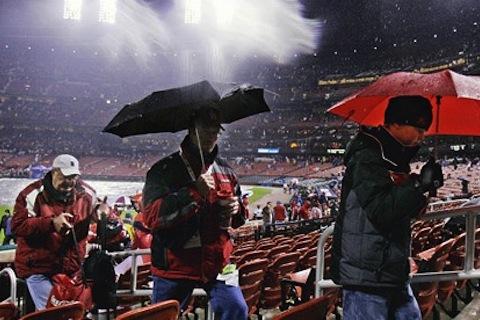 7 torrential rain 2006 world series - bud selig worst moments