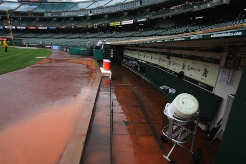 8 sewage at o.co coliseum - bud selig worst moments