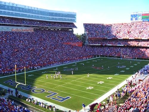 9 ben griffin stadium (florida) - best college football stadiums