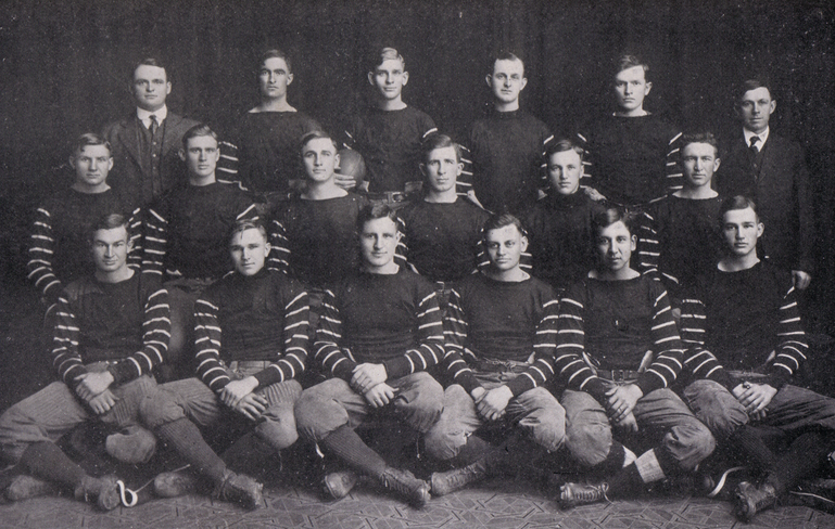 9 oklahoma football 1915 - biggest blowouts college football history