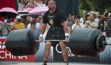 """World's Strongest Man"" Brian Shaw Deadlifts 975 Pounds (Video)"