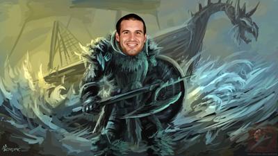 Christian Ponder, Vikings