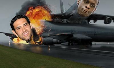 Geno Smith and Mark Sanchez, Jets