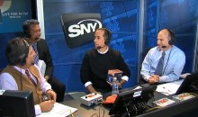 Jerry Seinfeld Joined Keith Hernandez in the Mets Broadcast Booth Last Night (Video)