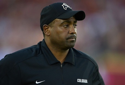 Jon Embree Colorado coach - worst college football coaching hires of BCS era