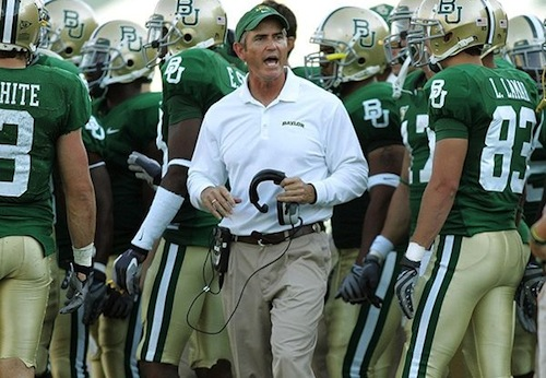 Kevin Steele Baylor - worst college football coaching hires of BCS era