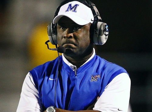 Larry Porter Memphis - worst college football coaching hires of BCS era