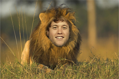 Matthew Stafford, Lions