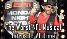 The 9 Worst NFL Musical Intros Of All Time