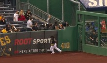 Grown Man Steamrolls Kid for Souvenir Baseball at Pirates Game (Video)