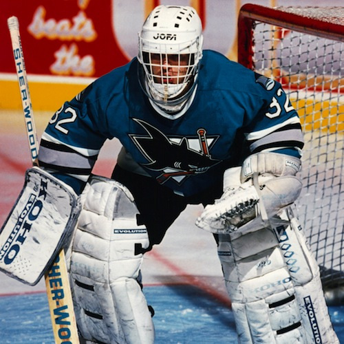 arturs irbe - weird hockey injuries