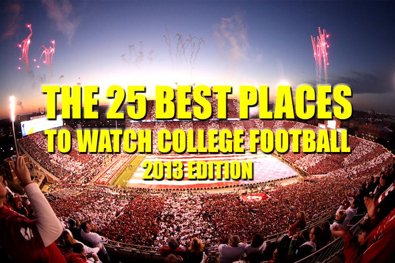 best college football stadiums