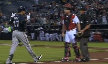 Brewers and Braves Brawl Following Carlos Gomez Homer (Video)