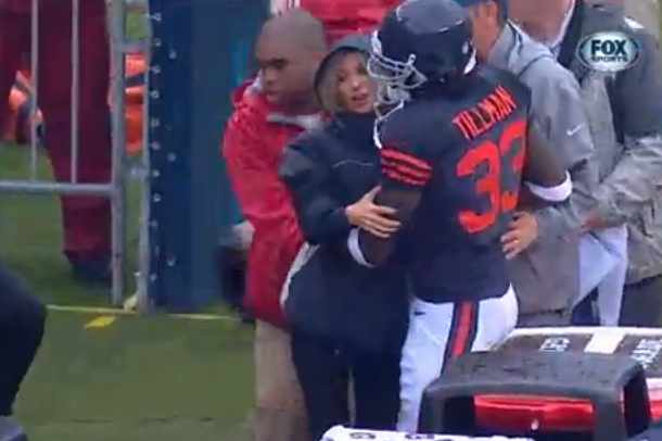 charles tillman saves laura okmin from crane