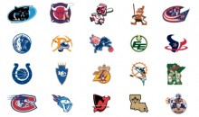 A Mashup of Major Sports Team Logos for 39 Different Cities (Images)