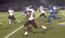 Check Out This Crazy Finish from a High School Football Game (Video)