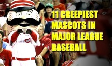 11 Creepiest Mascots in Major League Baseball