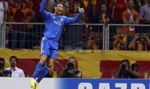 Cristiano Ronaldo Completes Champions League Hat Trick with Ridiculous Golazo (GIFs)