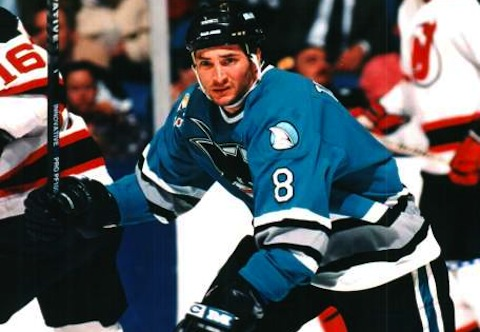 darren turcotte sharks - weird hockey injuries