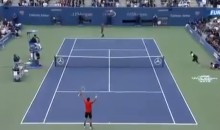 Rafael Nadal and Novak Djokovic Deliver Epic 54-Stroke Rally at the 2013 US Open Men's Final (Video)