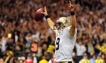 Stat Line of the Night — 9/22/2013 — Drew Brees