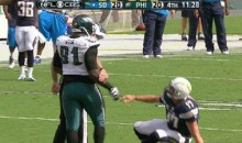 Fletcher Cox Isn't Going to Help Up Philip Rivers (GIF)
