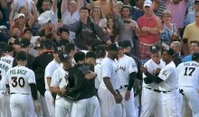 Crazy Finish: Marlins Save Henderson Alvarez No-Hitter with Walk-Off Win on Wild Pitch (Video)