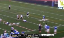 High School Punt Returner Offers A Master Class In Punt Returns (Video)
