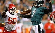 Stat Line of the Night — 9/19/2013 — Justin Houston