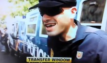 This Madrid Cop Has No Idea Who Gareth Bale Is (Video)