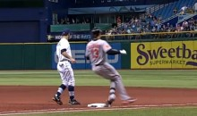 Orioles Third Baseman Manny Machado Goes Down with Nasty Knee Injury (Video & GIF)