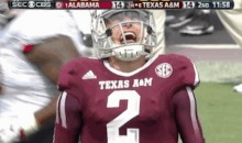 Here's Johnny Manziel with the Play of the Year in College Football (GIFs)