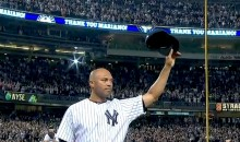 Mariano Rivera Got a Touching Sendoff at Yankee Stadium Last Night (Video)