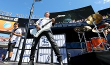 Metallica Played 'Enter Sandman' Live at Yankee Stadium for Mariano Rivera (Videos)