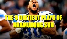 The 9 Dirtiest Plays of Ndamukong Suh (GIFs)