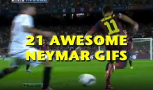 21 Awesome Neymar GIFs