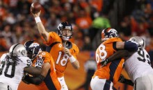 Stat Line of the Night — 9/23/2013 — Peyton Manning